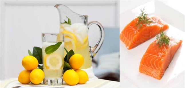 Lemonade & Salmon